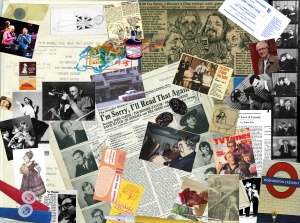 The Clue Bible Collage